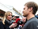 Nico Rosberg 'wants to stick with racing' but not as a driver