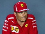 Raikkonen: I'm not driving any differently
