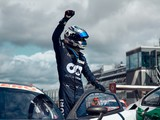 First DTM win for Alex Albon at the Nurburgring