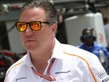Brown made McLaren Racing CEO after reshuffle