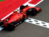 Russian Grand Prix: Starting grid with penalties applied
