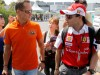 Pressure increases on Schumacher