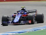 """Pierre Gasly on Wet Tyre Gamble: """"We had to take the risk"""""""