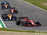 Sainz thinks Ferrari can be ahead of McLaren at other tracks