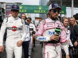 Perez unconcerned by Stroll's links to Racing Point owners