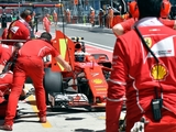 FP1: Raikkonen quickest in scrappy Sochi session