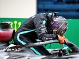 Seventh title 'unimaginable' achievement, says Hamilton
