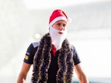 Formula 1 drivers take part in Secret Santa