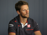 "Grosjean: ""Bad Luck is Becoming a Bit Painful"""