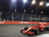 Smooth Day in Singapore for Raikkonen sees him End on Top
