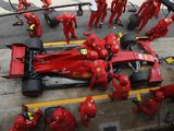 Ferrari encouraged, will continue with upgrades