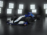 The new Williams FW43B from every angle