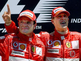 Barrichello: Schumi was only out for himself