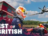 Video: Max Verstappen takes on the Best of British including a Spitfire!