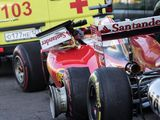 Radio Ga Ga - Russian Grand Prix: 'Oh I'm out! Crash!'