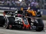 Romain Grosjean three points from ban after Singapore sanction