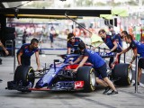 Toro Rosso to run upgraded Honda F1 engine for Russian Grand Prix