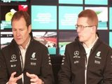 VIDEO: 2017 Mercedes Launch – Andy and Aldo get techie!