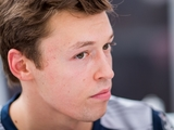 Kvyat completes first Ferrari run-out