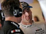 Kubica felt like a 'mobile chicane' at Williams