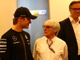 Ecclestone 'understands' Rosberg exit