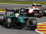 Formula 1: Force India feared Caterham/Marussia fate
