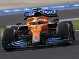 """Lando Norris: """"It felt good to be back in the car and to get things going again"""""""