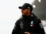 Hamilton 'wasn't expecting' big gap to Ferrari