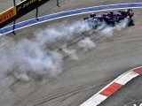 Toro Rosso F1 team explains cause of Russian GP double retirement