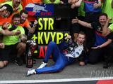 Redemption for Kvyat at last - and a message to Red Bull?