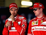 Vettel defends Raikkonen's start to the season
