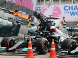 Hamilton says mistake 'not what you expect from a champion'