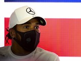 "Hamilton ""appreciative"" of Grosjean's F1 kneel U-turn"