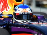 Vettel: A relief for Red Bull