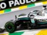 Brazilian GP P1: Albon fastest but crashes review
