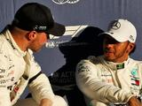 Valtteri Bottas getting under Lewis Hamilton's skin - Nico Rosberg