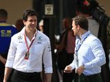 Mercedes and Ferrari pushing for same goal says Toto Wolff