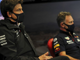 """Wolff and Horner lock horns over """"human error"""" claims"""