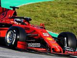 Barcelona F1 Test 1 Times - Monday 12PM