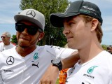 Wolff does not expect Hamilton and Rosberg to be friends