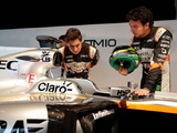 Perez bullish as Force India strives for top three
