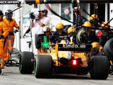 McLaren restructure is an 'ongoing process'