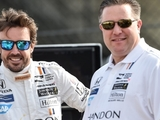 Brown: Alonso stay 'very likely' with Renault