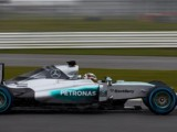 Mercedes complete W06 shakedown