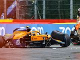 Lando Norris gets gearbox penalty, starts Belgian GP 14th