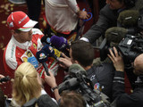 Vettel slams radio rules