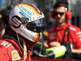 Vettel praises Ferrari team for safety car reaction