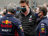 """Horner takes aim at Wolff with """"pressure"""" quip"""