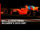 Video: 'McLaren will bend over backwards to let Alonso drive its 2019 car'