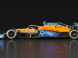 Tweaked McLaren livery further incorporates the #WeRaceAsOne rainbow